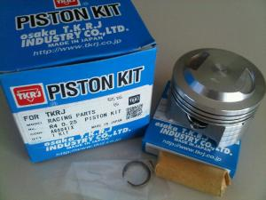 Piston Racing TKRJ - R4 0.25 mio 150