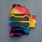 Grosir Cover Radiator Rainbow Honda Vario