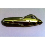 COVER KNALPOT VARIO 125 CARBON GOLD-0856.4355.2499