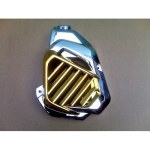 COVER RADIATOR VARIO 125 CHROM GOLD-0856.4355.2499