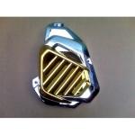 COVER RADIATOR VARIO 125 CHROM GOLD-0856.4355.2499
