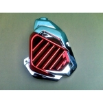 COVER RADIATOR VARIO 125 CROM RED-0856.4355.2499