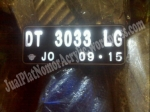 jasa pembuatan plat acrylic mobil all new jazz - 0856.4355.2499