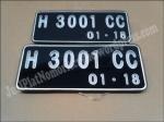 Jual Plat Nomor Acrylic Led Mobil dan Motor4 - 08564.355.2499